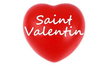 Cur de la saint Valentin