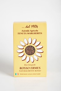 Riz rouge intégral Hermes by Gusto d'Italia