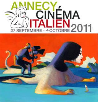 Festival du Film Italien d'Annecy 2011