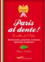 "Guide ""Paris al dente !"""