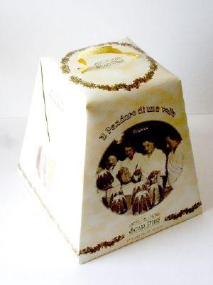 Pandoro traditionnel artisanal 1 kg