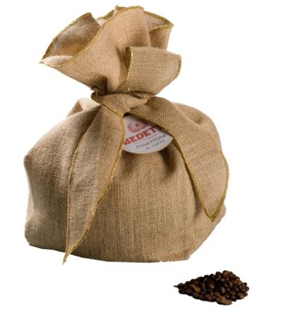Panettone artisanal au café