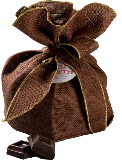 Panettone artisanal au chocolat