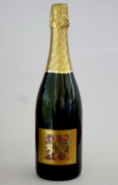 Vin blanc pétillant Franciacorta