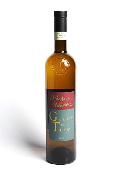 Vin blanc Greco di Tufo (Campanie)
