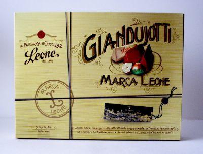 Chocolats Giandujotti en boite cadeau 240 gr