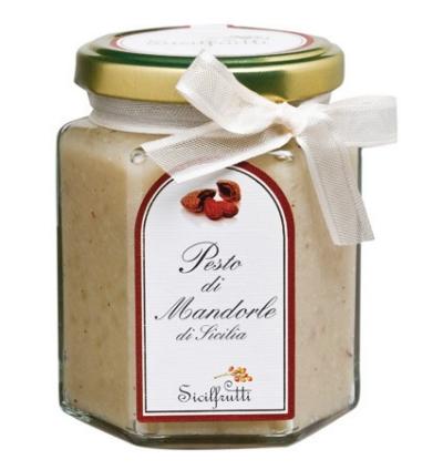 Pesto d'amandes de Sicile