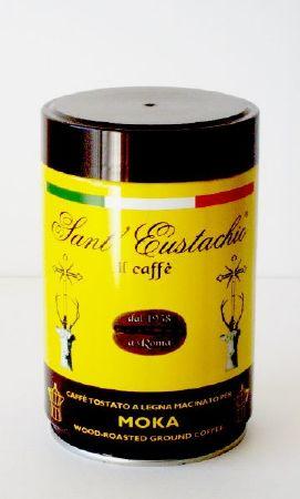 Café moulu San't Eustachio pour cafetère Moka