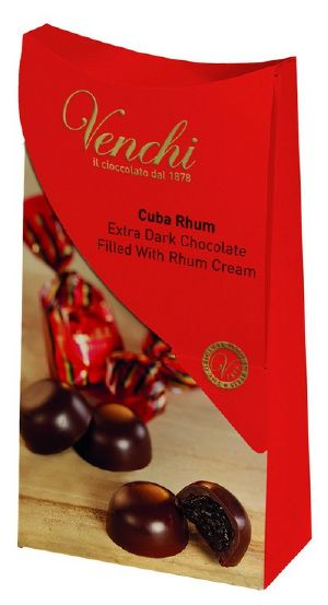 Chocolats Cunesi au rhum