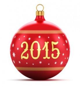 Gusto d'Italia vous souhaite une merveilleuse année 2015 !