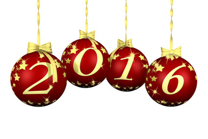 Gusto d'Italia vous souhaite une merveilleuse année 2016 !