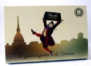 Chocolats turinois Gianduiotti