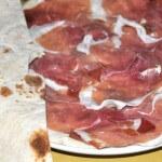 Piadina farcie Prosciutto