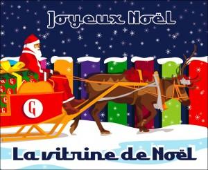 La Vitrine de Noël de Gusto d'Italia