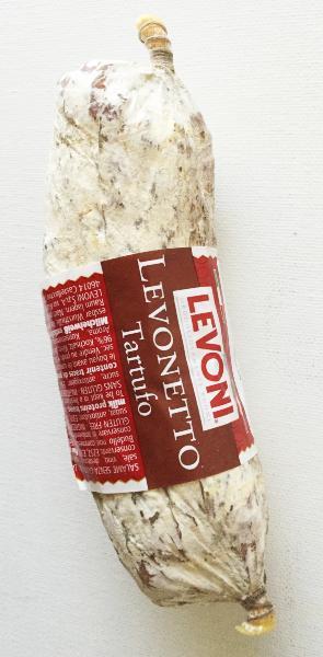 Salame Levonetto à la truffe