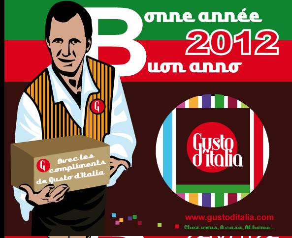 Excellente Année 2012 à tous !