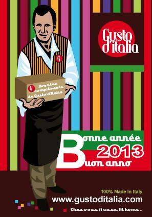 Nous vous souhaitons une Très Bonne Année 2013 !