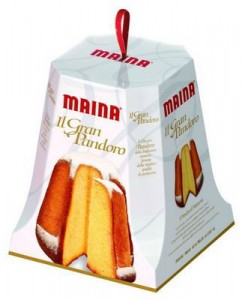 Pandoro traditionnel pur beurre