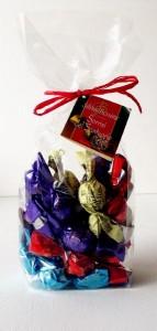 Pralines de chocolatier 7 goûts 200gr