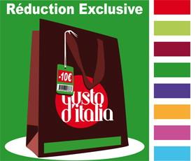 Newsletter Gusto d'Italia