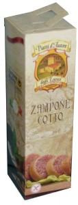 Zampone Modena IGP précuit